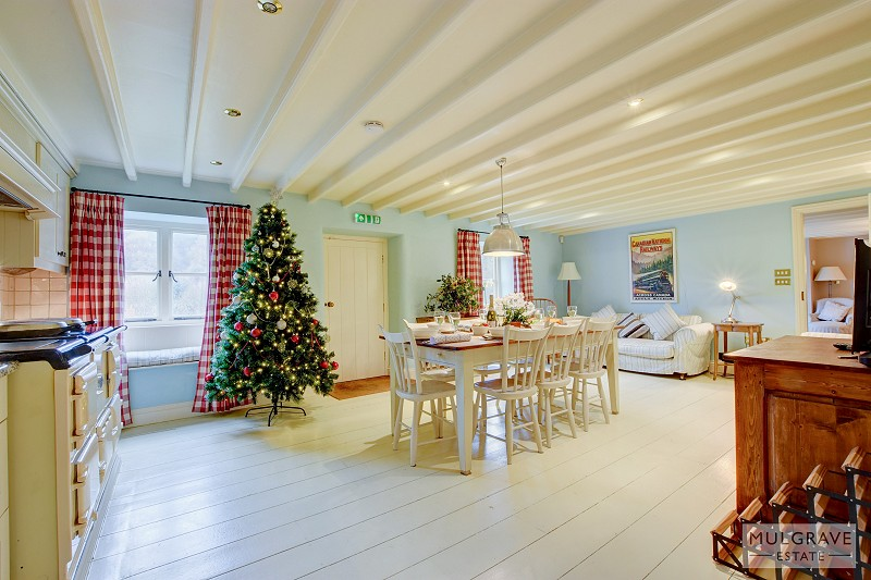 Indulge in comfort this Christmas with our exclusive range of luxury holiday cottages.