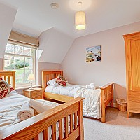 Sorrel Cottage Twin Bedroom