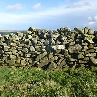 Opportunity to undertake drystone walling work at Mulgrave Estate