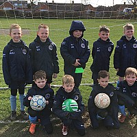 Mulgrave Estate delighted to sponsor the Whitby Fishermen's Under 8's boys' team for the 2018/2019 season.