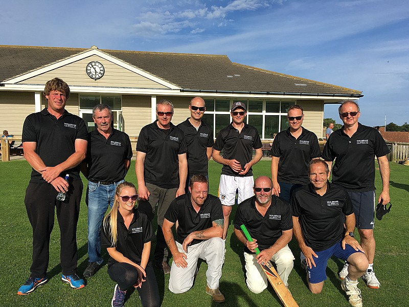 Estate Staff V. Mulgrave Sport Club Cricket Match