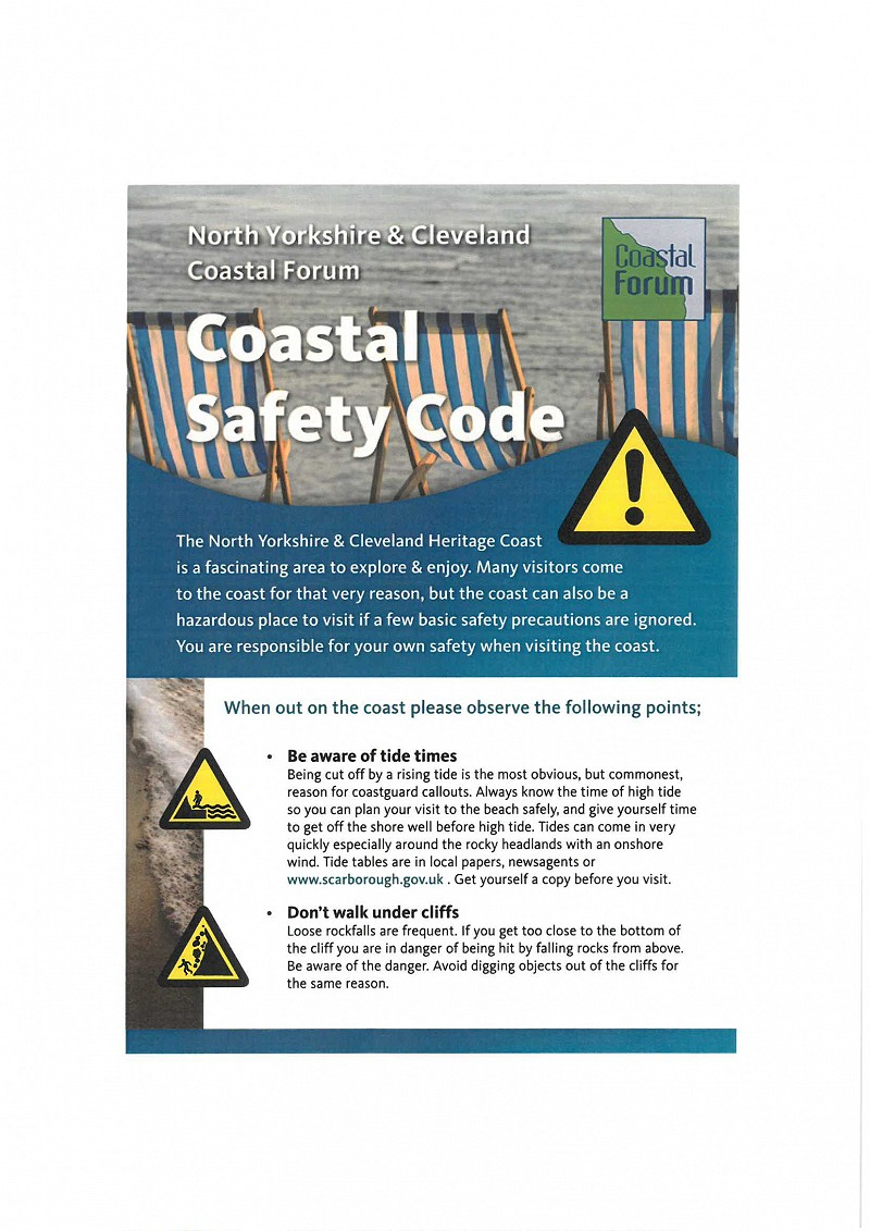Coastal Safety Code